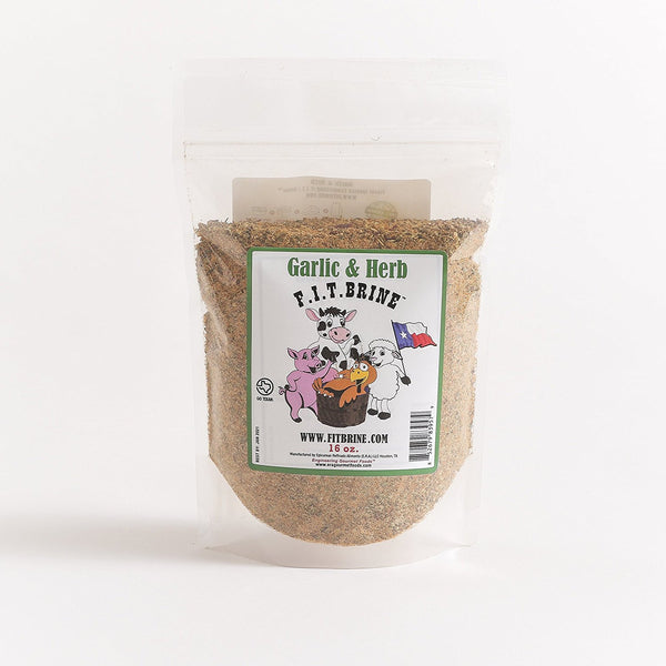 FIT Brine Garlic & Herb