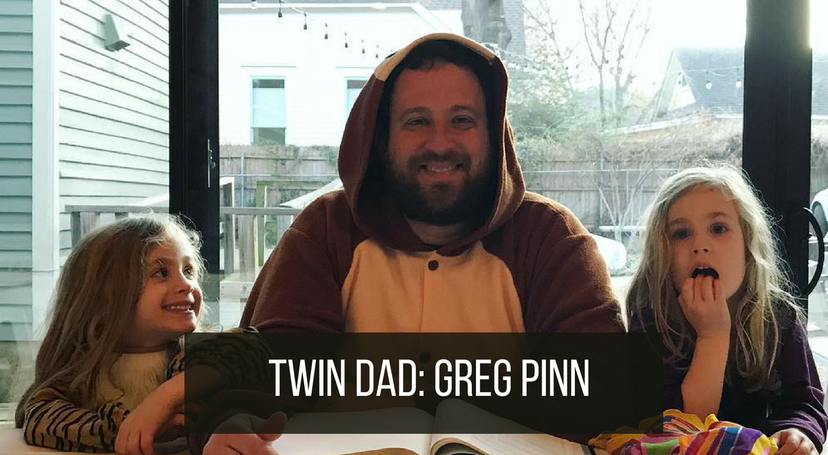 INSIGHTS ABOUT TWIN PARENTING FROM A TWIN DAD