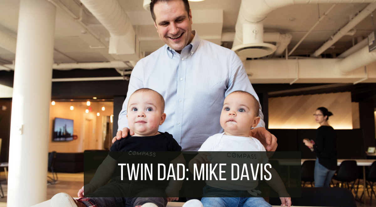 How a NYC Real Estate Broker handles Twin Parenthood
