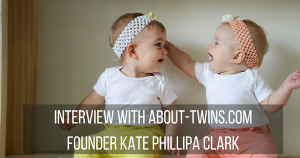 Interview with About-Twins.com Founder Kate
