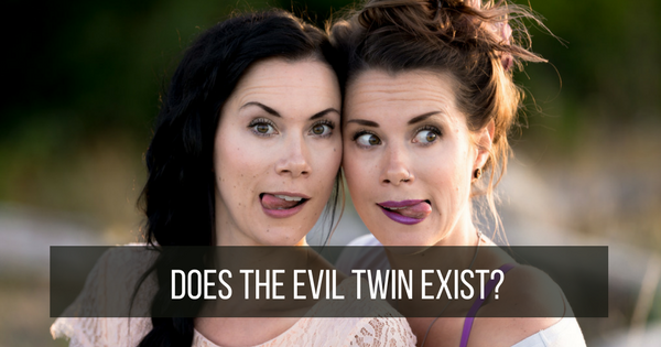 Does the evil twin exist - 5 twins answer - twin sisters