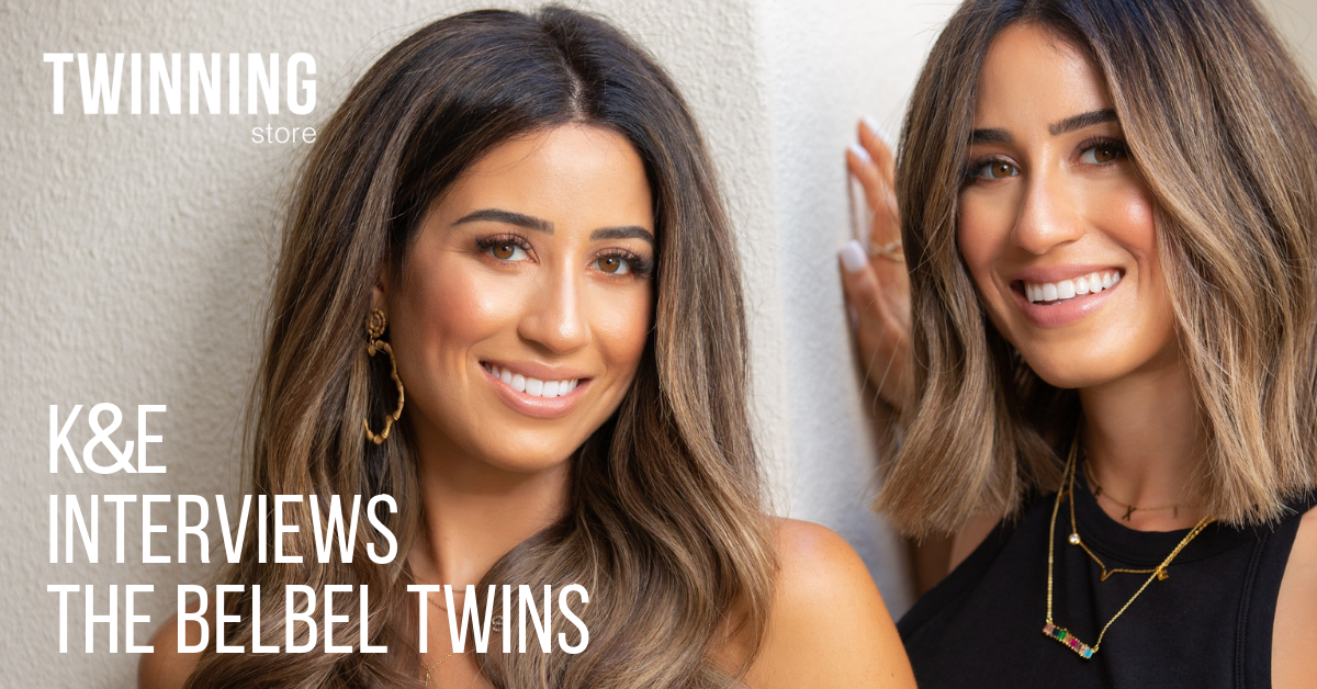 Twinning Store interview with Belbel Twins