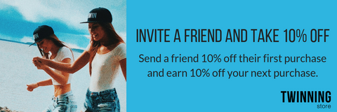 twinning store referral program