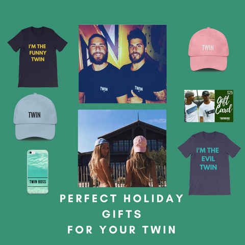 Twinning Store - Gift Guide for twins
