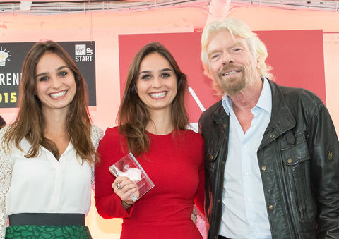 double dutch twins sisters richard branson