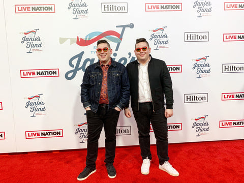 potash twins red carpet