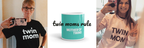 twin moms rule twinning store twin mother gifts