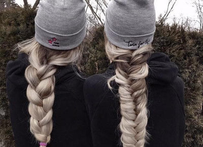 Twin for Life Beanie