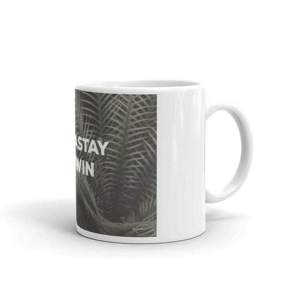 Namastay A Twin Mug - Fashion for twins TWINNING STORE