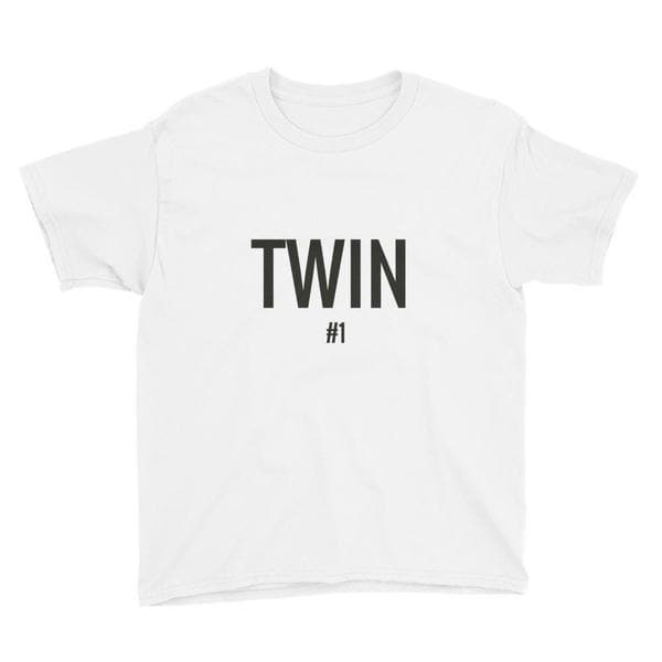TWIN #1 (WHITE) - Fashion for twins TWINNING STORE