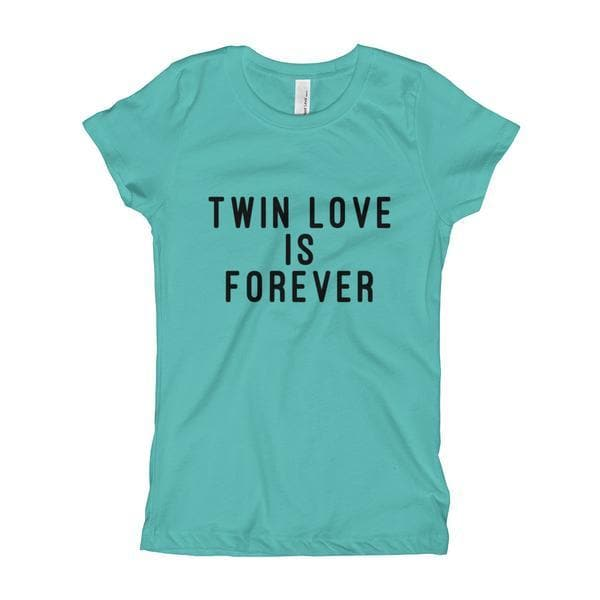 TWIN LOVE IS FOREVER (BLUE) - Fashion for twins TWINNING STORE