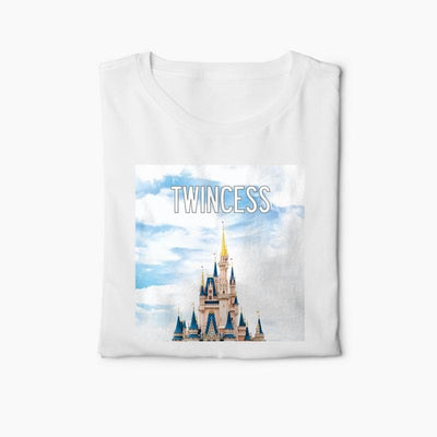 Twincess T-shirt (White)