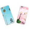 Twin Flower Iphone Case
