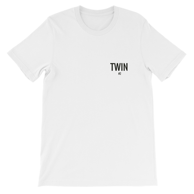 TWIN #2 (WHITE) - Fashion for twins TWINNING STORE