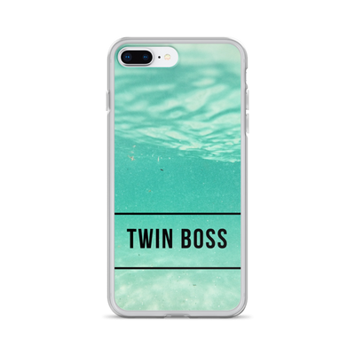 Twin Boss Iphone Case (Mint) - Fashion for twins TWINNING STORE