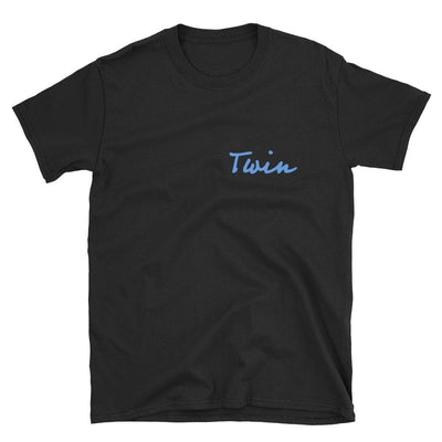 Twin Petite Logo T-Shirt (Black)