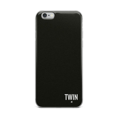 Twin #1 Iphone Case - Fashion for twins TWINNING STORE