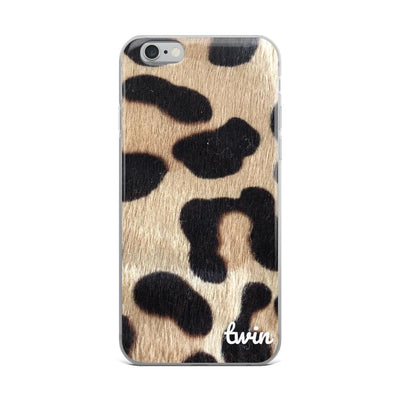 Twin Phone Case (Animal Print) - Fashion for twins TWINNING STORE