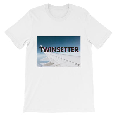 Twinsetter Mens T-shirt (White)
