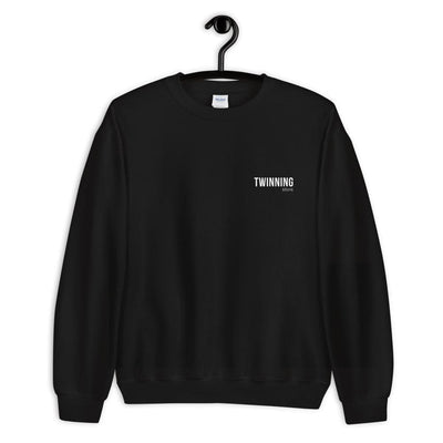 The Evil Twin Sweater (Black) - Twinning Store