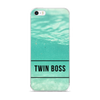 Twin Boss Iphone Case (Mint)
