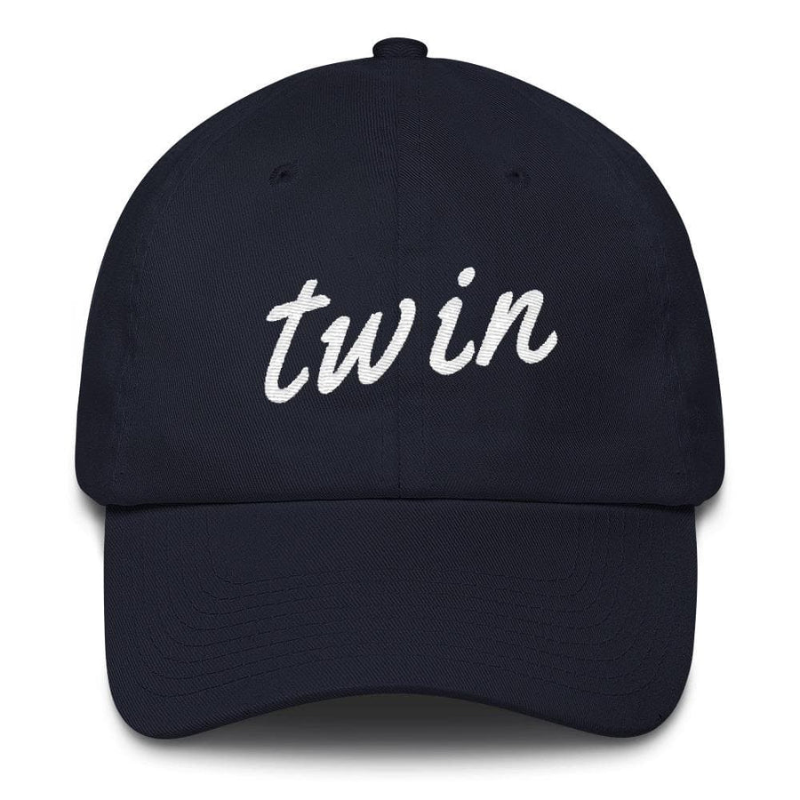 TWIN HAT (NAVY) - Fashion for twins TWINNING STORE