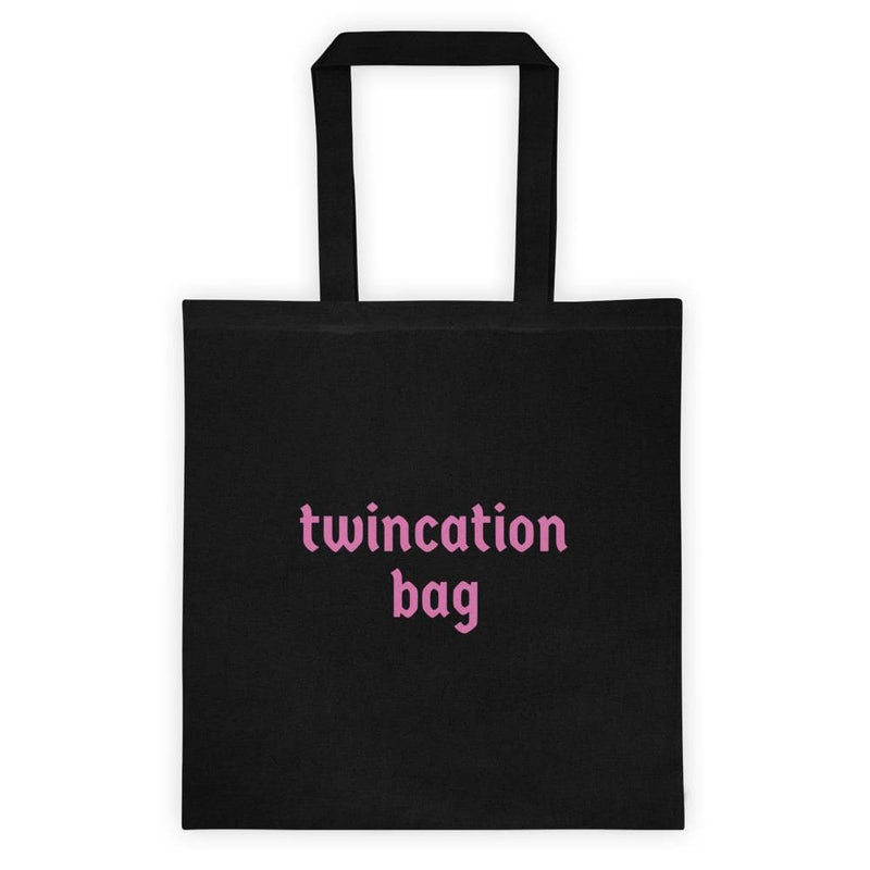 Twincation tote bag