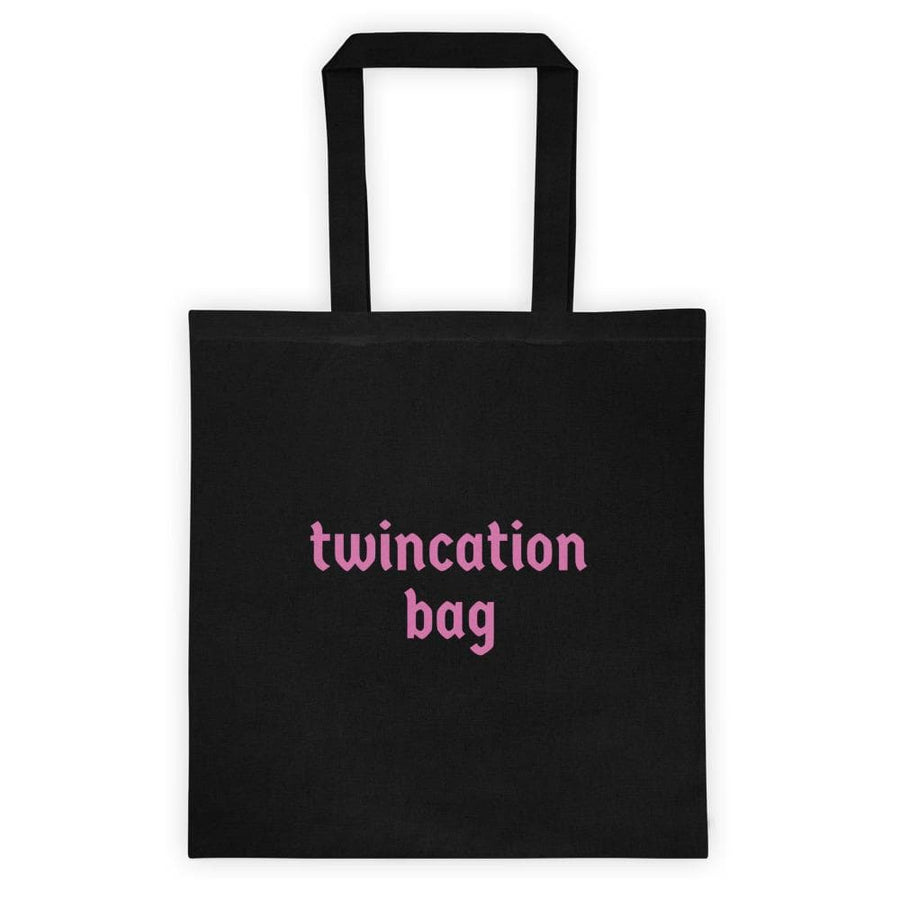 Twincation tote bag - Fashion for twins TWINNING STORE