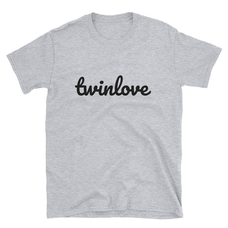Twin Love T-shirt (Grey)