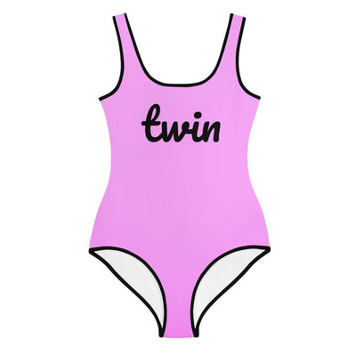 Twin Youth Swimsuit (Pink)