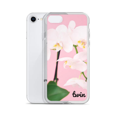 Twin Flower Iphone Case - Fashion for twins TWINNING STORE