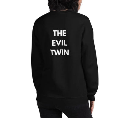 The Evil Twin Sweater (Black)