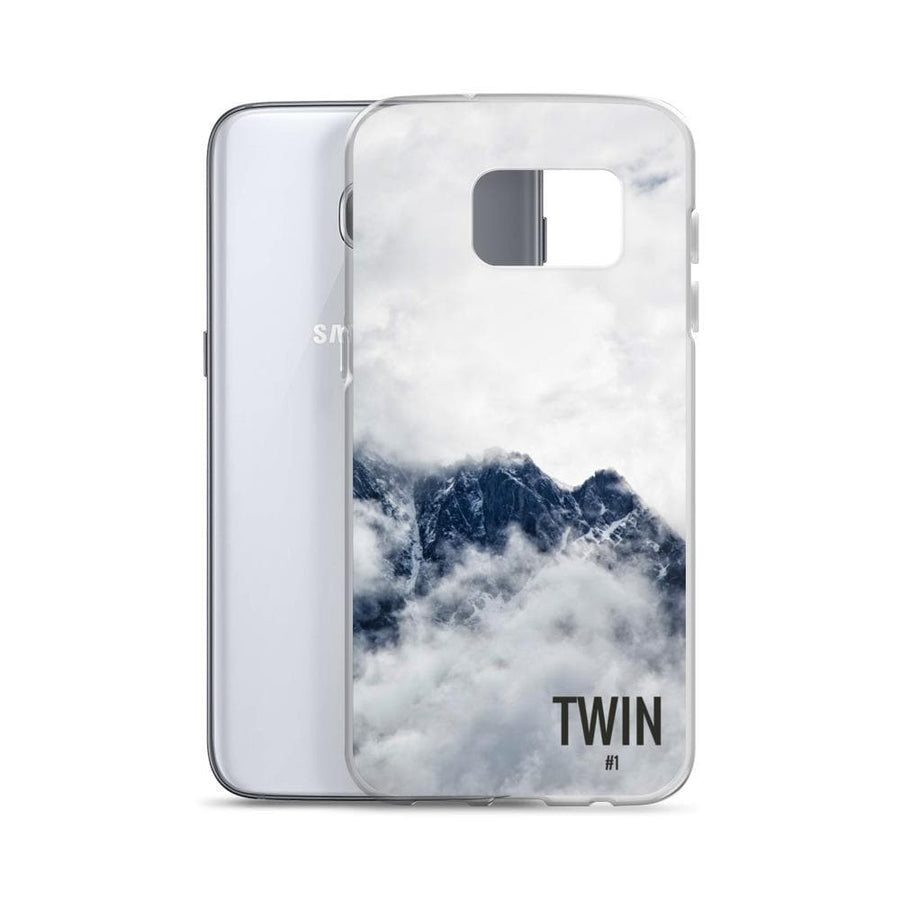 Twin #1 Samsung Phone Case - Fashion for twins TWINNING STORE