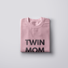 Twin Mom Sweater (Pink)