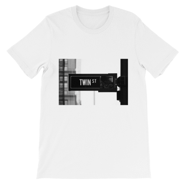 Twin Street T-shirt (White)