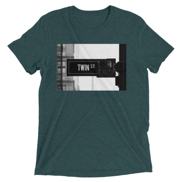 Twin Street T-shirt (Green)