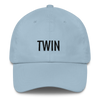 Twin Hat (Light Blue)