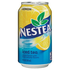 Nestea Iced Tea 8oz Soda Safe Can