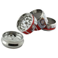 "Beer Can Grinder 4 part 2""inches"