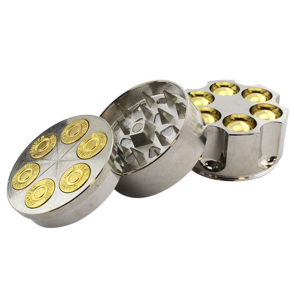 "Gold Bullet Grinder 3 part 2"" inches"