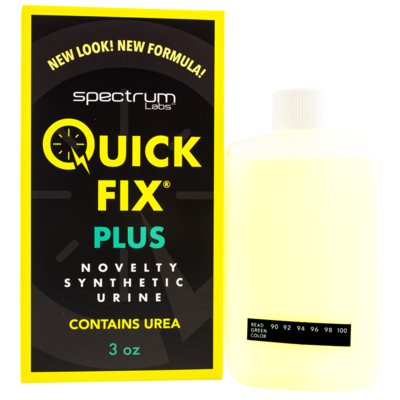 Quick Fix Plus Synthetic Urine 3oz