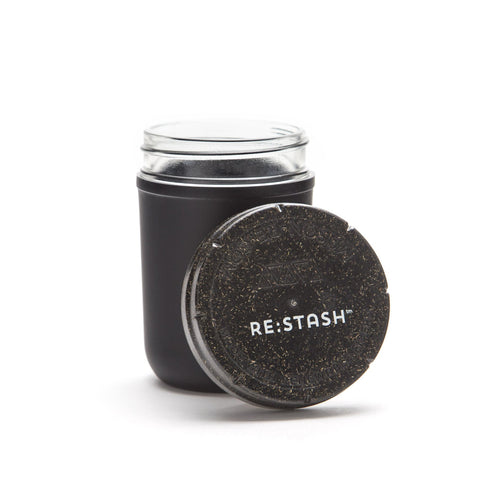 Re-Stash 8oz Childproof Stash Jar