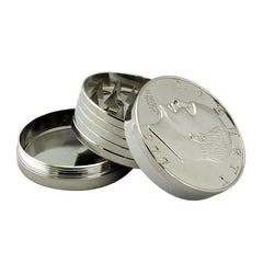 "Silver Dollar Coin Grinder 3 part 1.5"" inches"