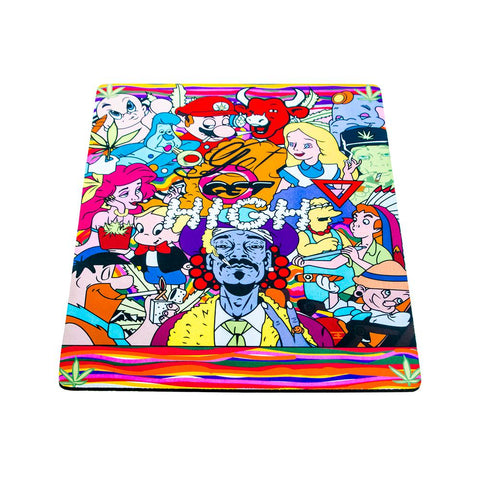 Snoop Cartoon Dabber Mat