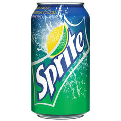 Sprite 8oz Soda Safe Can