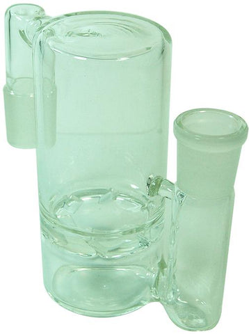 Single Tornedo Disc Glass Ash Catcher
