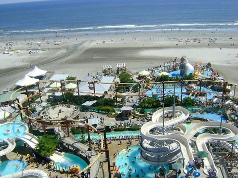 Raging Waters in Wildwood, New Jersey