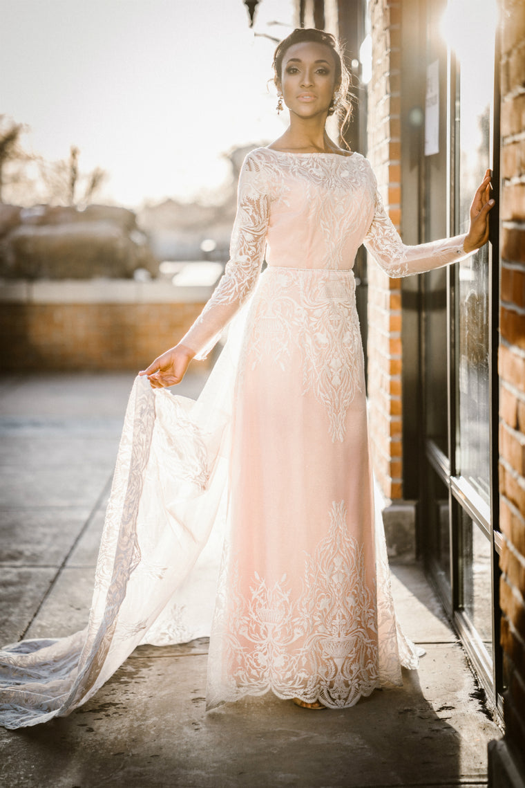 Betsy Couture Vintage Wedding Gowns