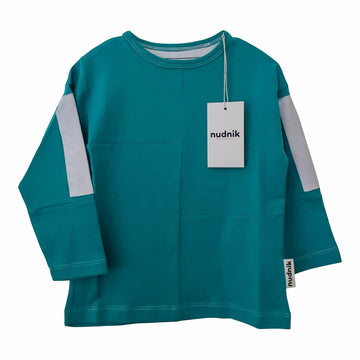 Originator Long Tee in Solid - NUDNIK