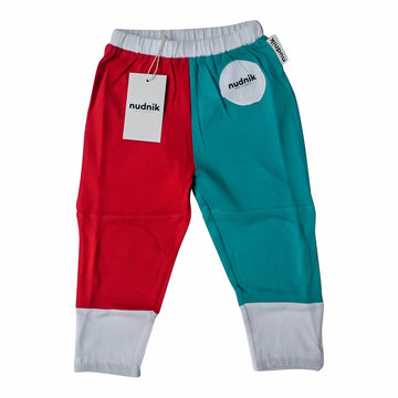Creator Play Pant in Colourblock - NUDNIK